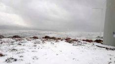 Una imagen de la nevada. /CR