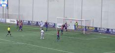 Directo: un Numancia muy nervioso acaba entregando el partido a un Langreo con 10 jugadores (1-1)