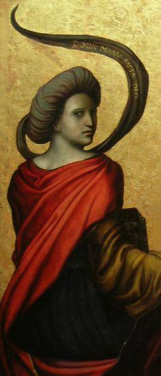 Foto 3 - La soriana Luisa de Medrano (1484-1527), primera mujer en una cátedra universitaria de España y Europa