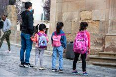 Foto 8 - Un año del Covid en Soria en 365 fotos: Difícil de recordar, imposible de olvidar