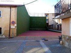 Imagen actual de la plaza Mayor de Osma.