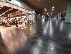 Una imagen del centro comercial hoy. /SN
