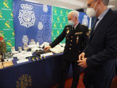 Foto 3 - 7 detenidos y 67 kilos de droga incautados en Valladolid