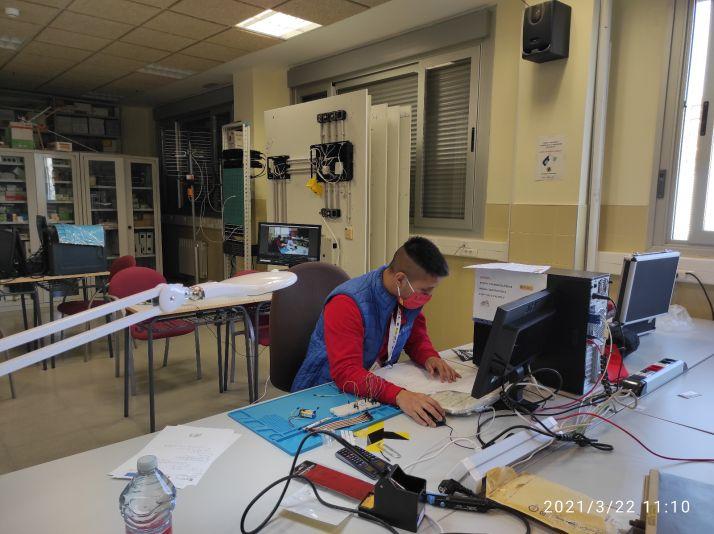 Foto 2 - El CIFP Pico Frentes triunfa en los campeonatos CyL Skills