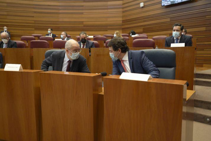 Foto 1 - Castilla y León: Ganadores y perdedores de la fallida moción de censura