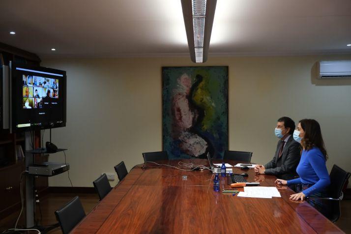Foto 1 - Constituida la mesa de Fondos Next Generation