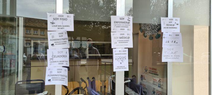 """Foto 2 - CCOO, CSIF y UGT piden a Verónica Casado que """"deje de sembrar discordias"""""""