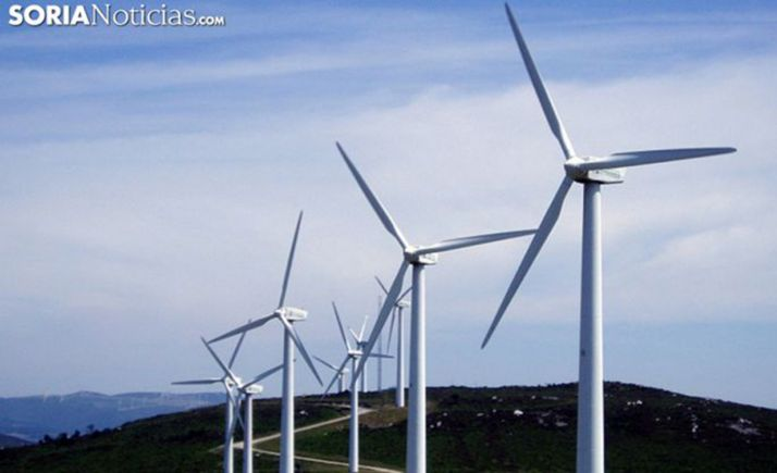 Foto 1 - Sometida a información pública la DIA y autorización administrativa de varios parques eólicos en Soria