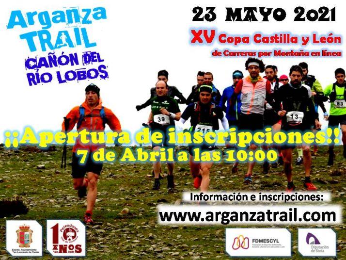 Foto 1 - El 7 de abril comienzan las inscripciones para el Arganza Trail
