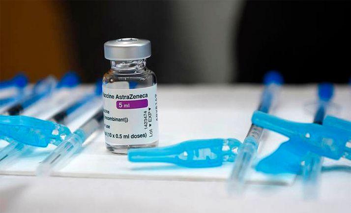 Foto 1 - Exigen un seguimiento para los vacunados con el lote paralizado de AstraZeneca