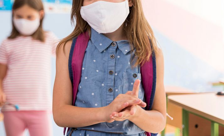Foto 1 - Coronavirus en Soria: Cuarentena para dos aulas en la capital