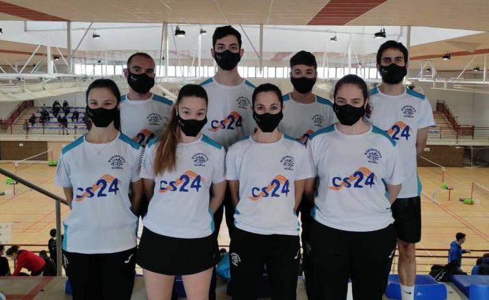 Foto 1 - El Bádminton Soria-CS24 afronta su segunda jornada liguera en Granollers