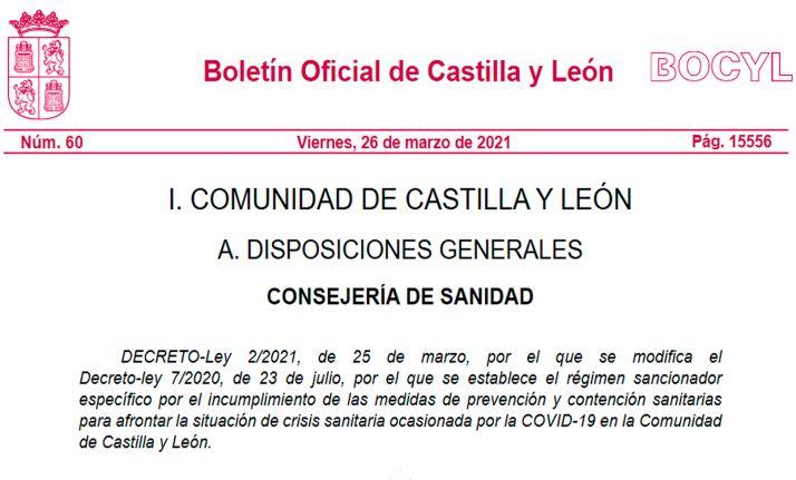 Foto 1 - Castilla y León podría cerrar hasta 5 años los bares por incumplimientos covid