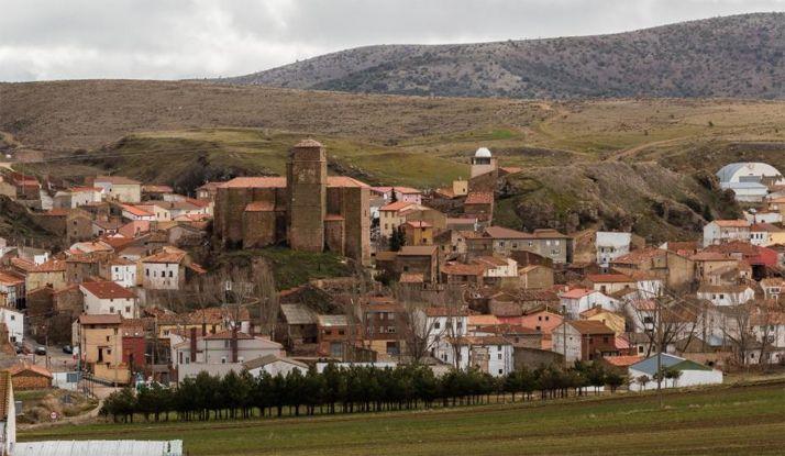 Imagen parcial de la localidad.