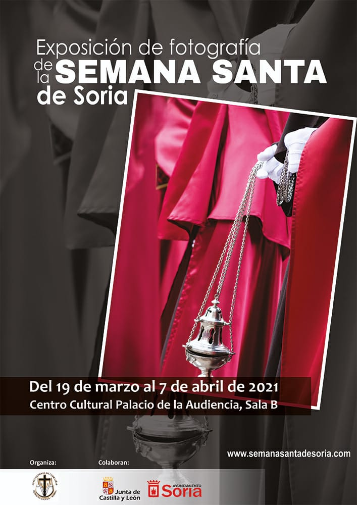 Foto 1 - Exposición fotográfica sobre la Semana Santa de Soria: del 19 de marzo al 7 de abril