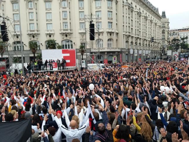 Foto 1 - 2º Aniversario de la Revuelta de la España Vaciada