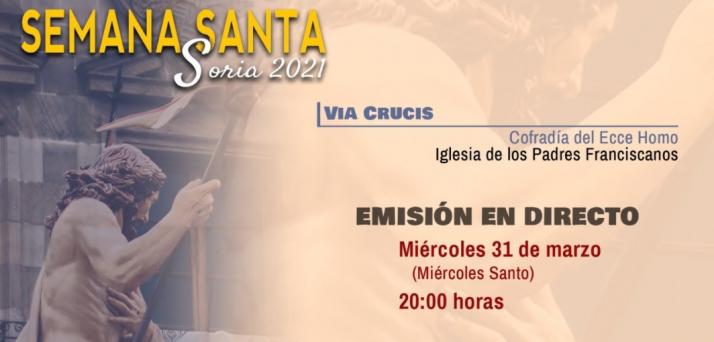 Foto 1 - Directo: Vía Crucis Cofradía Ecce Homo