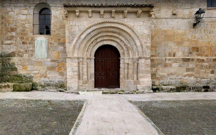Foto 1 - Finalizan las obras de restauración en la Iglesia de Nuestra Señora de la Paz de Cevico Navero