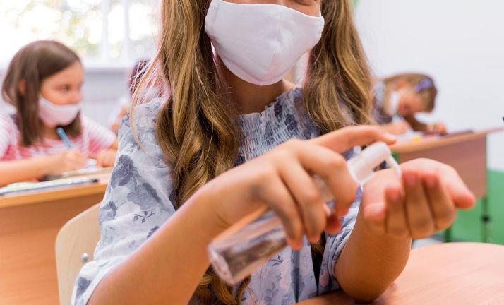 Foto 1 - En cuarentena seis nuevas aulas en Soria