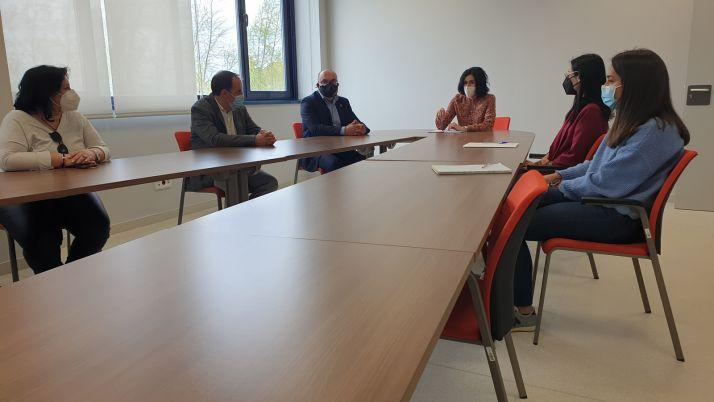Foto 2 - Gobierno y Diputación colaborarán en proyectos que desarrolle el Centro de Referencia Estatal