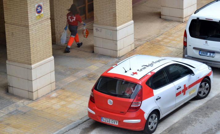 Foto 1 - El plan 'Cruz Roja responde' en Soria ha atendido a más de 5.300 personas en un año de pandemia
