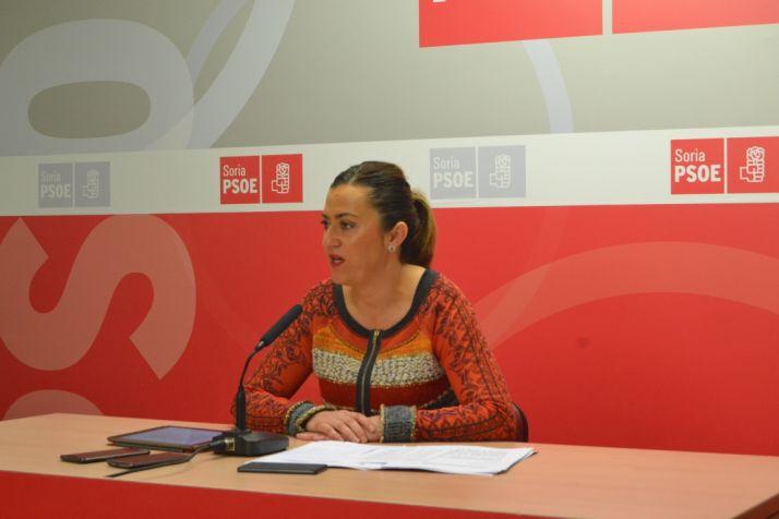 Foto 1 - Reproches del PSOE a la gestión del Plan Soria