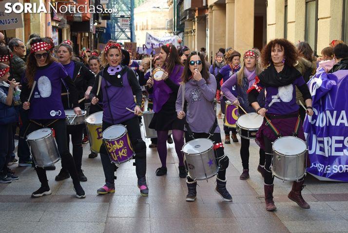 El 8M coincidirán en Castilla y León 32 concentraciones: la mayoría feministas, pero también de afectados por el Covid