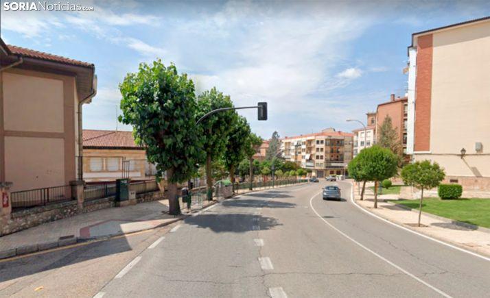 Imagen de la calle Dehesa Serena. /GM