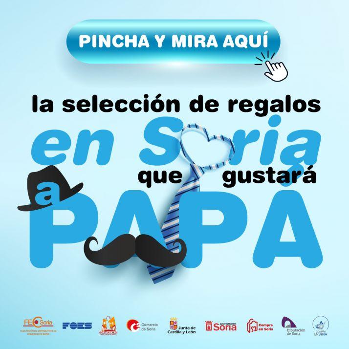 Foto 2 - Selección de regalos para adquirir en Soria por el Día del Padre