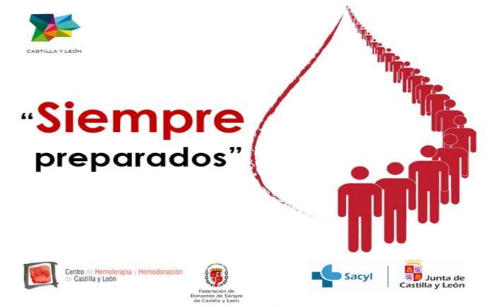 Foto 1 - El CHEMCyL destaca la importancia de la donación periódica con la campaña 'Siempre preparados'