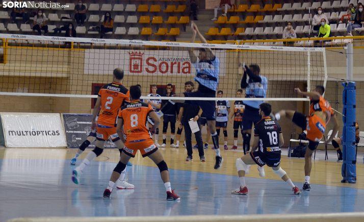 Imagen de partido entre ambas escuadras en Los Pajaritos. /SN