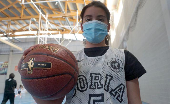 Foto 1 - Edith Martínez, del CSB, convocada para la Selección regional de minibasket