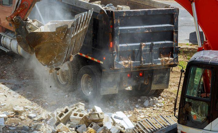 Foto 1 - El PSOE ve que un pliego único para la gestión de residuos de la construcción perjudica a empresas locales