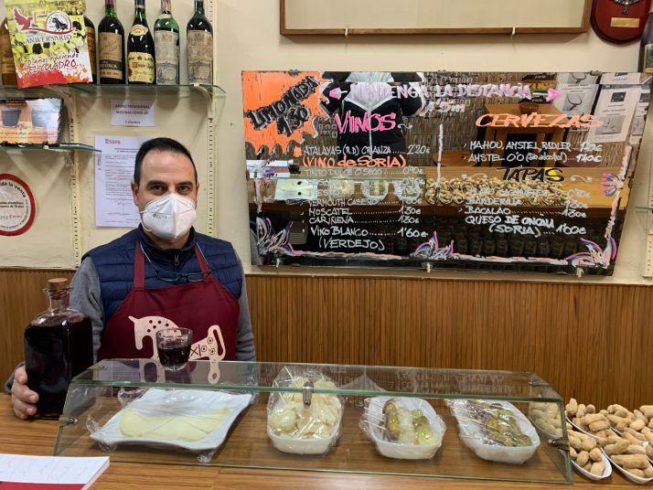 Pepe Pérez: 'Hay clientes que esperan la limonada durante todo el año'