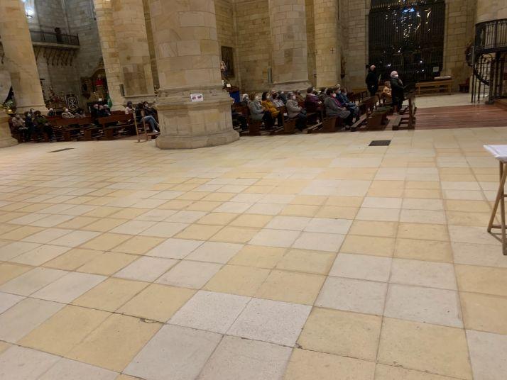 Foto 2 - Galería pasos de Semana Santa en la Concatedral de San Pedro