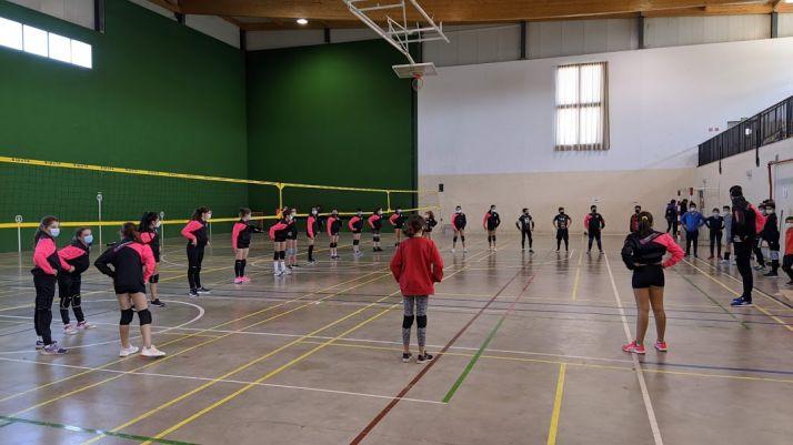 Foto 1 - Fin de semana de torneo 2x2 en la cantera del Sporting