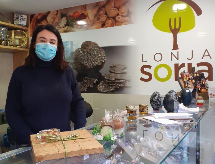 Nuevo punto de venta en 'Lonja Soria' del Mercado Municipal.