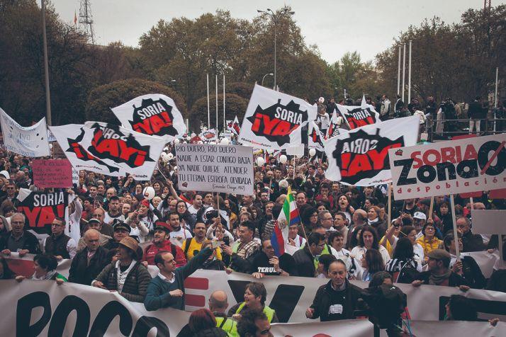 Foto 1 - Teruel Existe propone en el Senado que el 31 de Marzo sea declarado 'Día Europeo de la lucha contra la Despoblación'