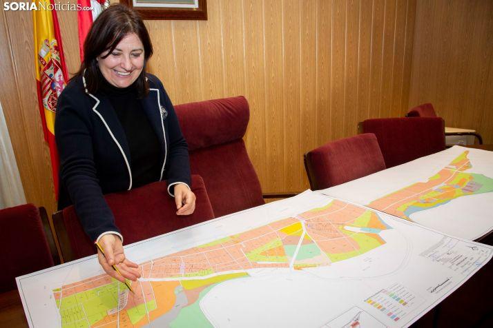 María Luisa Aguilera en una imagen de archivo. /SN