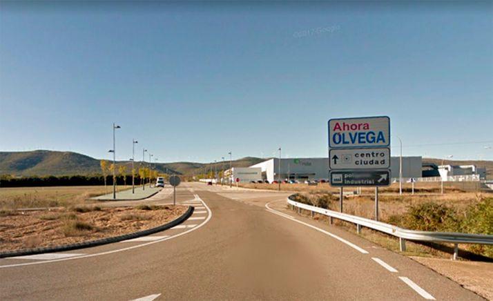 Foto 1 - El Ayuntamiento de Ólvega pone a la venta un solar para cocheras y terreno con nave y cabaña