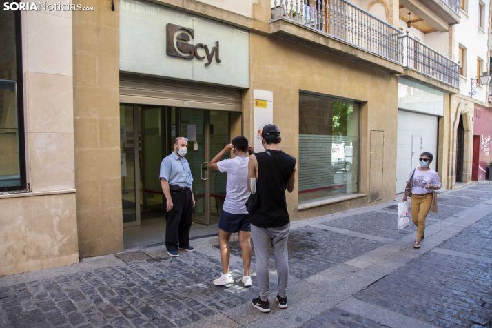 Foto 1 - 1.080 desempleados podrán obtener trabajo en Castilla y León gracias a PREPLAN