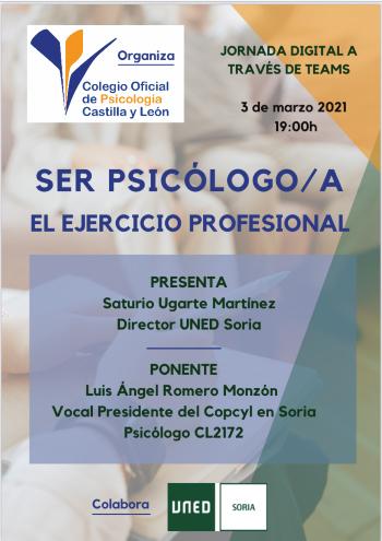 Foto 2 - El miércoles, charla sobre la profesión de psicólogo