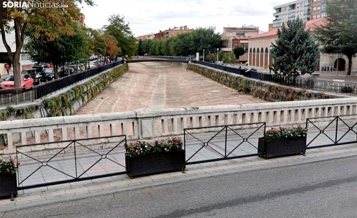 Una imagen del puente de San Miguel, lugar del fatídico atropello. /GM