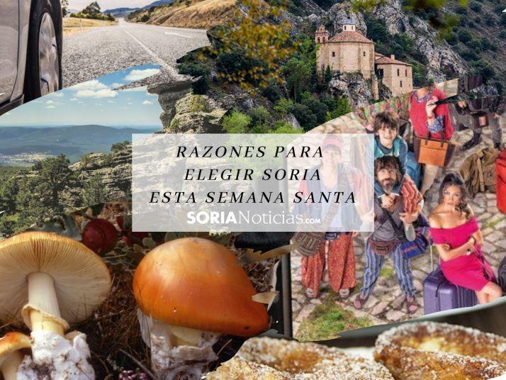 Las 6 razones por las que Soria es el mejor destino dentro de Castilla y León para esta Semana Santa