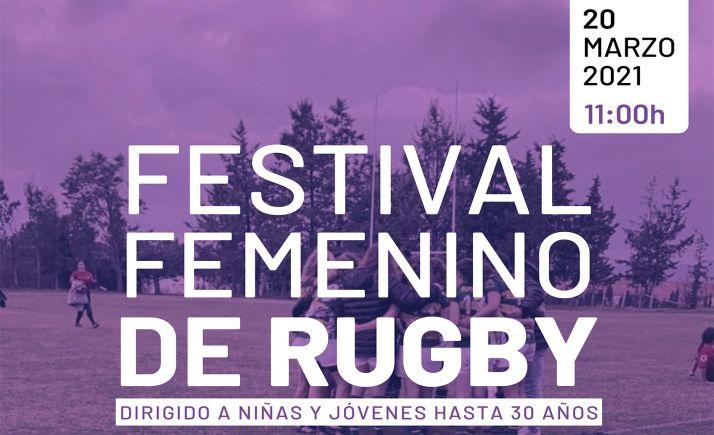Foto 1 - Este sábado, festival femenino de rugby