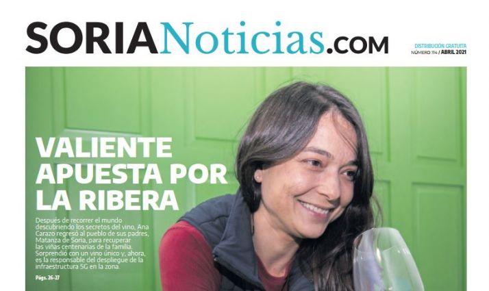 Foto 1 - El número 114 de Soria Noticias ya está en la calle