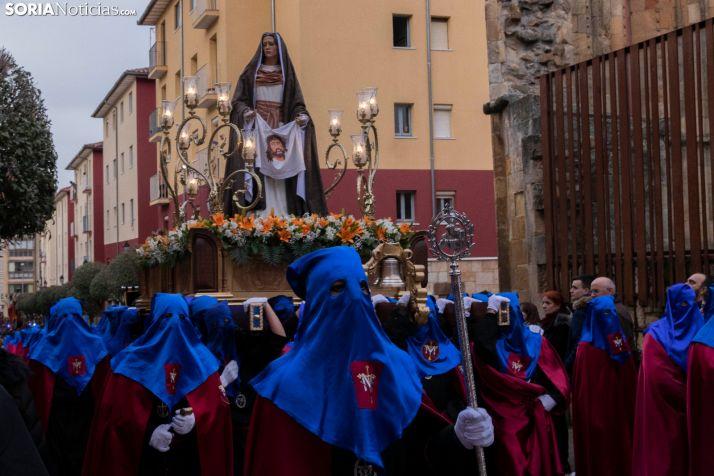 Foto 1 - La Junta destina más de 250.000 euros a las Cofradías de Semana Santa en Castilla y León