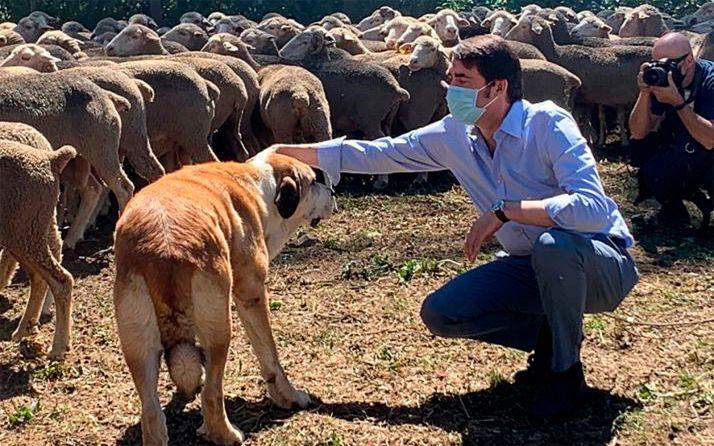 Suárez-Quiñones llevará también la Consejería de Agricultura