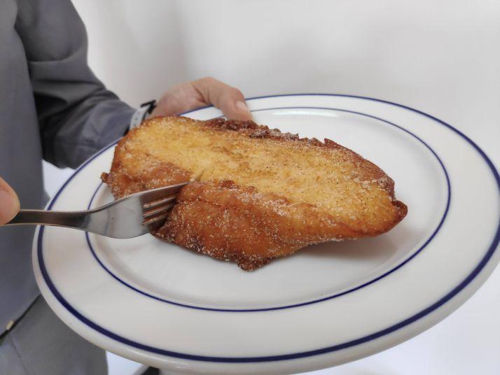 Foto 1 - Los obradores de la Asociación Soriana de Pasteleros cubren con diferentes sabores la torrija tradicional