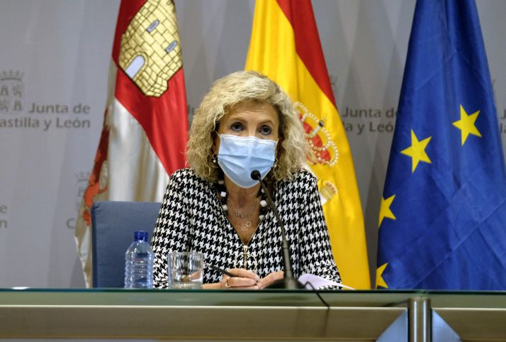 Soria preocupa a Casado por la incidencia del virus